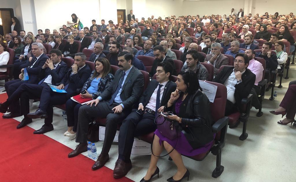 TÜGEM Bursa Düzenlediği Eğitim Semineri ile Rekor Katılımcı Sağladı.