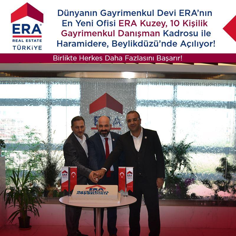 Dünyanın Gayrimenkul Devi ERA'nın En Yeni Ofisi ERA Kuzey istanbul / Beylikdüzü'de Çok Yakında Açılıyor!