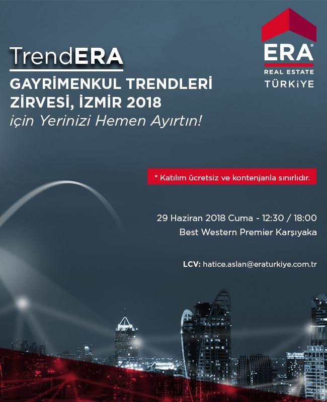 TrendERA Gayrimenkul Trendleri Zirvesi İzmir