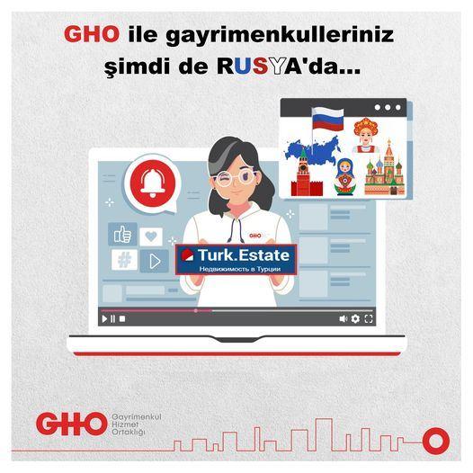 GHO ile Turk.Estate İşbirliği..