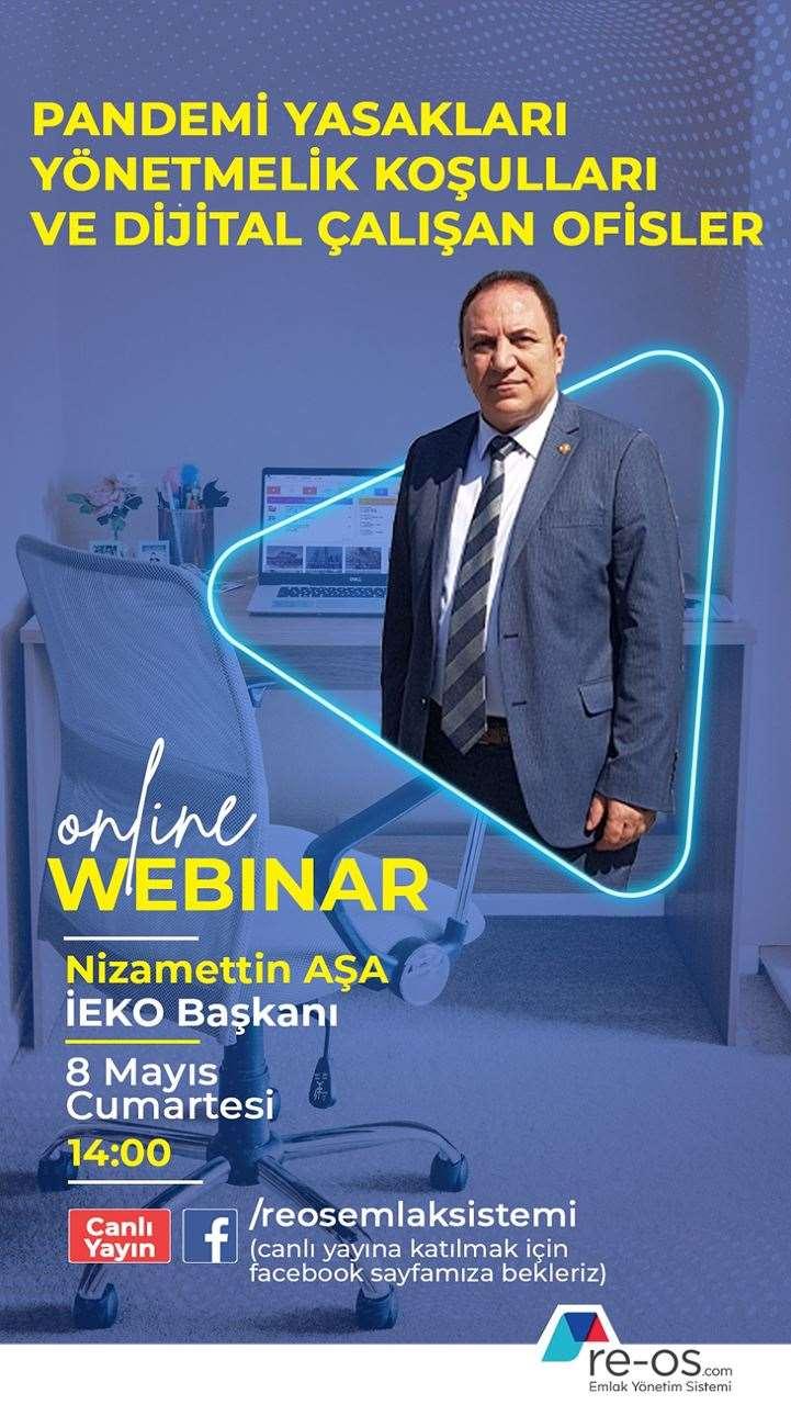 RE-OS.com Webinar IEKO Nizamettin AŞA