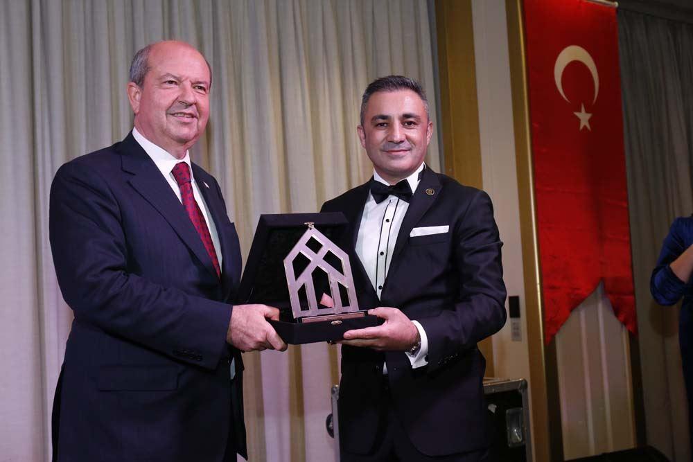 Başbakan Tatar TÜGEM 4. Büyük Buluşmasına Katıldı