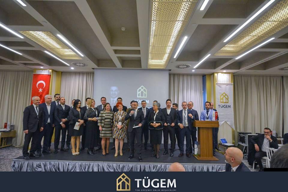 TÜGEM 3.BÜYÜK BULUŞMASI '' SEKTÖRÜN ÖNCÜLERİ BULUŞUYOR''