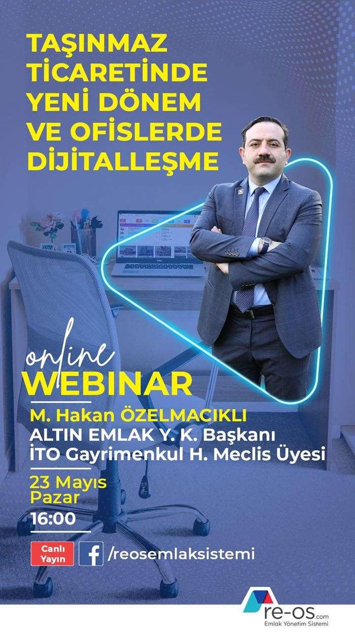 RE-OS.com _ Webinar _ 20210523 - Mustafa Hakan Özelmacıklı