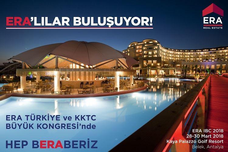 ERA Türkiye ve KKTC Büyük Kongresi İçin Geri Sayım Başladı...