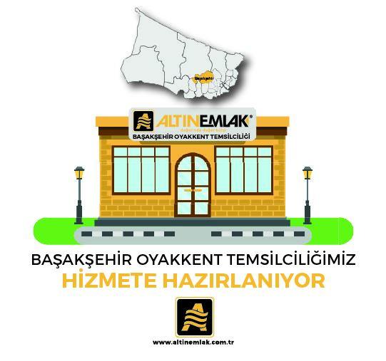 Başakşehir Oyakkent Faaliyete Hazırlanıyor