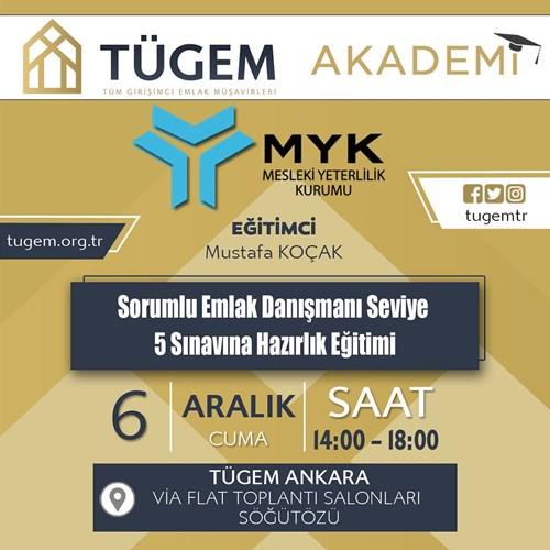 Ankara MYK Eğitimi