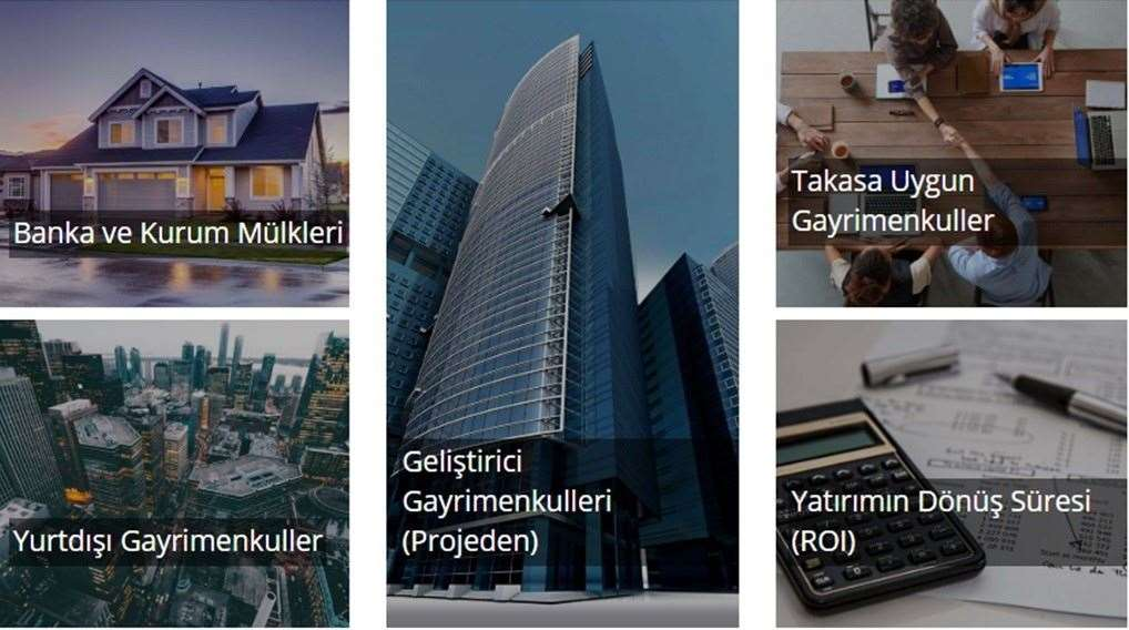 RE-OS.com Portföy Havuzu