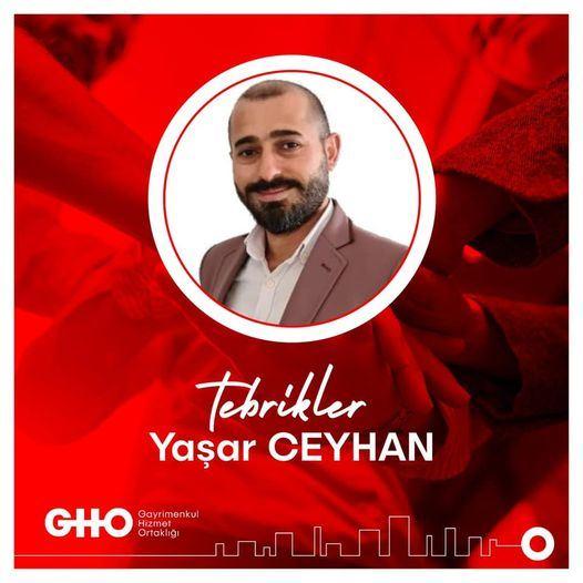 GHO Haftanın Şampiyonu Yaşar Ceyhan