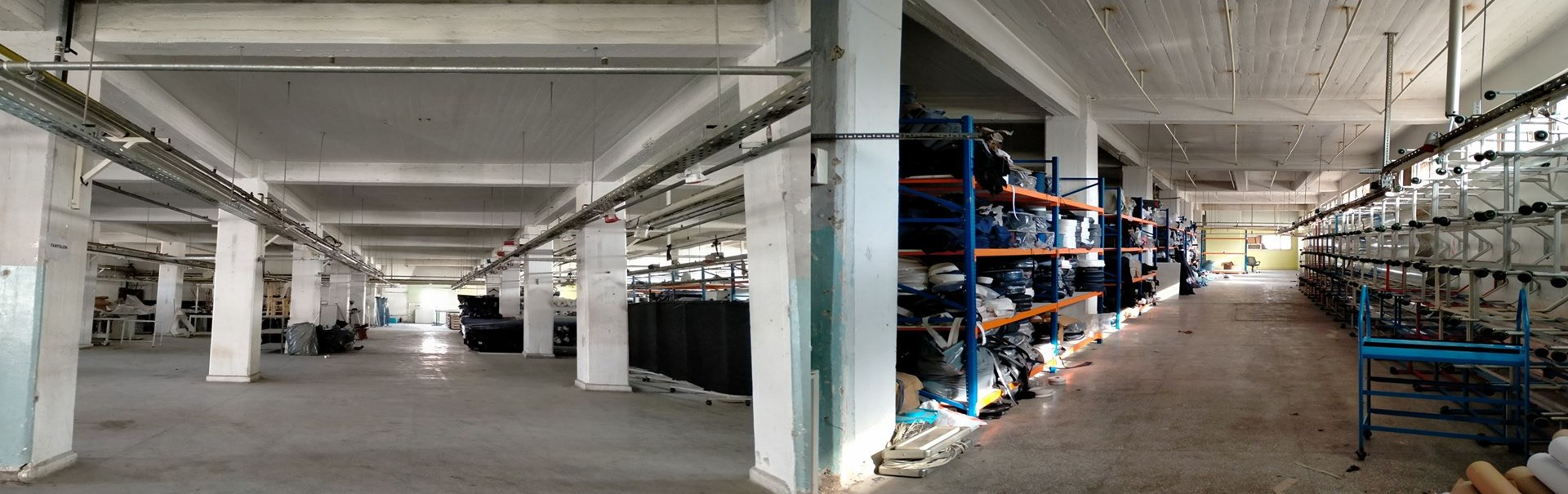 Konak Zeytinlik'te 6.000 m2 Kiralık Bina