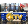 Kıbrıs Tv'de arzu Karakoç'un Hazırladığı sunduğu Gündem Raporu Programın konuğu : Hüseyin sadeghi