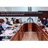 """Komite  """"Kıbrıs Türk Emlakçılar Birliği Yasa Tasarısı""""nı ele alarak tasarının genel görüşmesine başladı."""