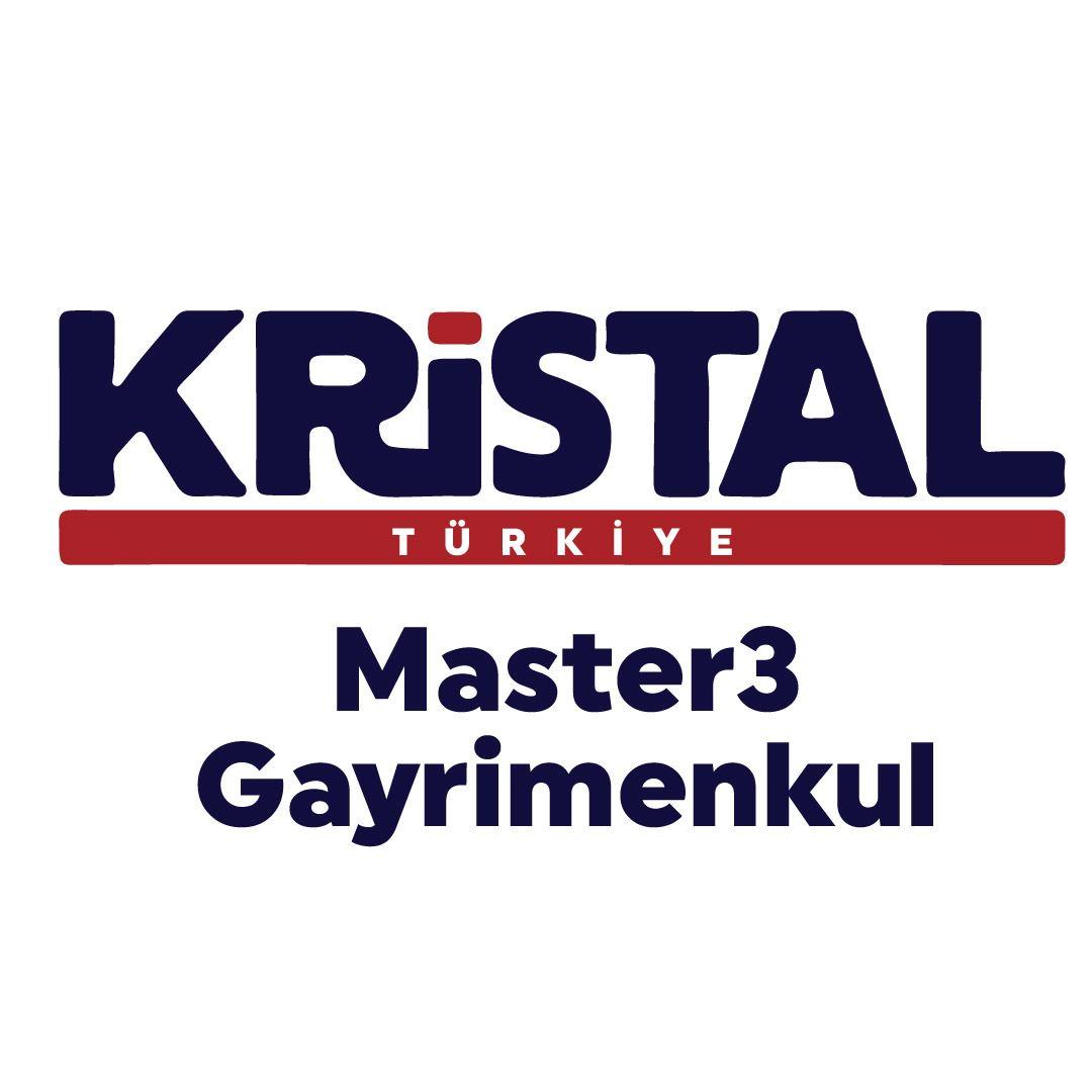 Kristal Master 3 Gayrimenkul