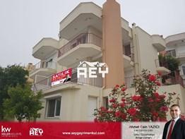 Seferihisar Doğanbey BANKSİS Sitesinde Deniz Manzaralı 3+2 Villa