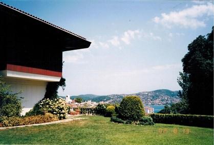 Yeniköy Tekser Villaları'nda Manzaralı Kiralık Villa