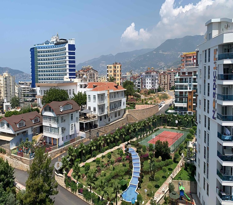 2+1 Apartment For Sale in Tosmur Alanya