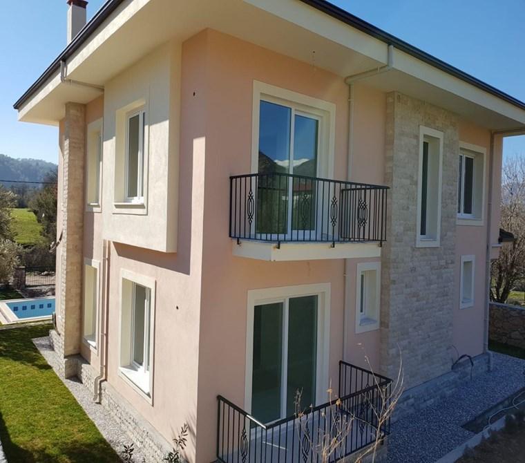 Fethiye Üzümlü bölgesinde satılık sıfır villa