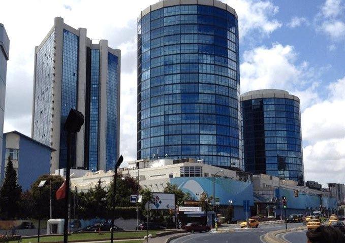 Akmerkez Residence'da Manzaralı Satılık Ofis Katı