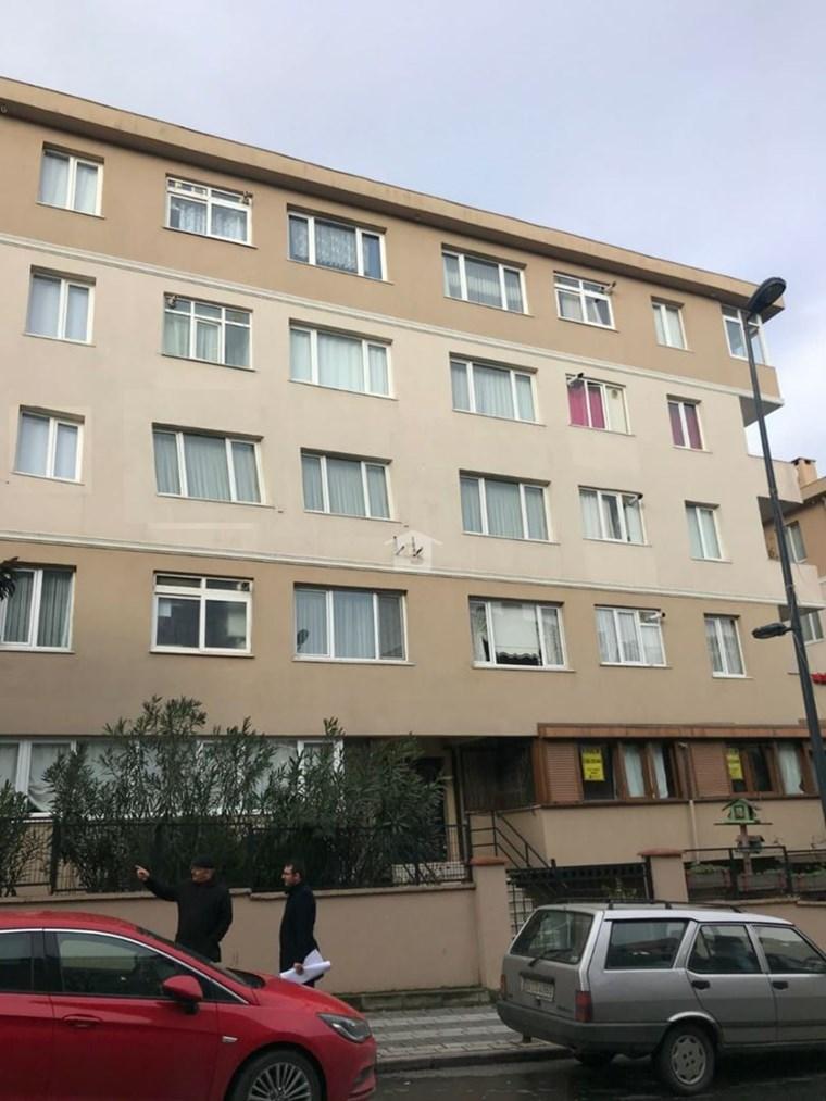 Bankadan Satılık Bulgurlu Mahallesi Pesaj Sitesinde 2+1 Daire
