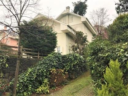 Beykoz Konakları'nda Satılık C Tipi Garajlı Villa