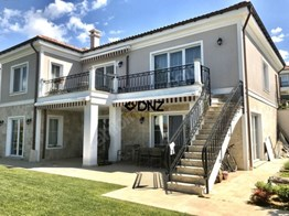 DNZ A.Ş. NEO GÖLPARK EVLERİ Özel Dekorasyonlu D Tipi Villa