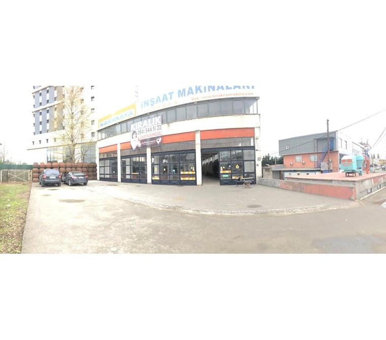 Derya BİNGÖL 'den TUZLA E5 Üzeri Kiralık Dükkan&Mağaza