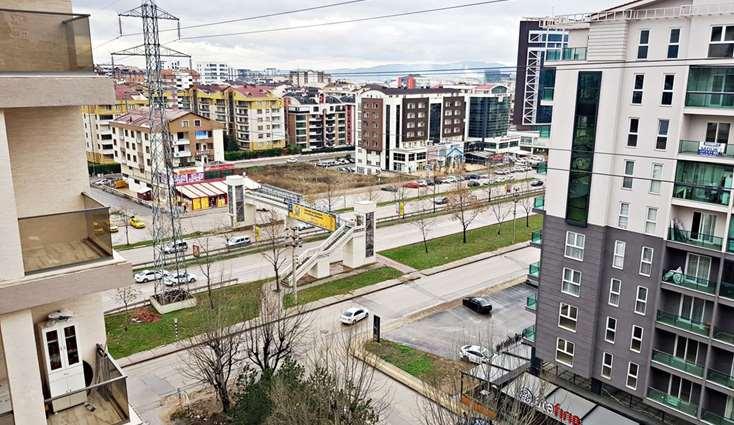 ELFİ DEN ATAEVLER UMUTKENTTE CADDE MANZARALI SATILIK 4+1 DUBLEKS