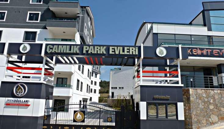 ELFİ den 7/24 GÜV.+HAVUZ SİTE İÇİ SIFIR 3+1 DUBLEKS..