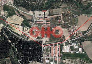 Buldan'da TOKİ Yanında B+2 Kat 546 m2 Arsa