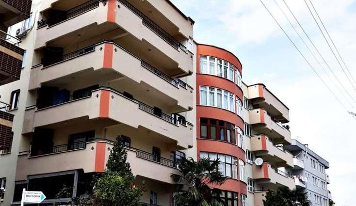 ELFİ DEN CUMHURİYET MAHALLESİNDE SATILIK 4+1 FERAH-GENİŞ DAİRE