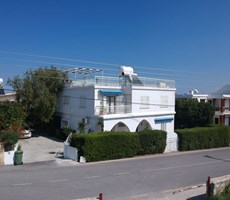 Çatalköy'de 2 Katlı Müstakil Apartman Full Eşyalıdır.