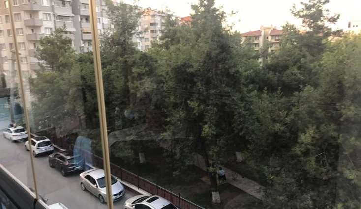 ELFİDEN BEŞEVLERDE 7/24 GÜVENLİK, HAVUZ, 4+1 ARA KAT LÜKS DAİRE.