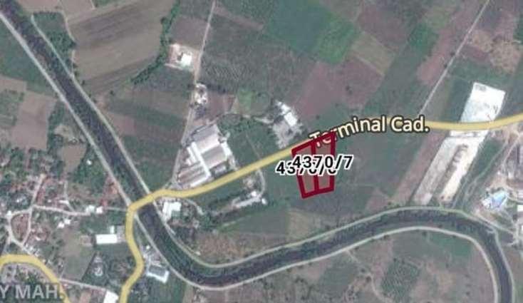 ELFİ DEN BURSA TERMİNAL ARKASI YOLA CAPHE 10509 m2 ARAZİ