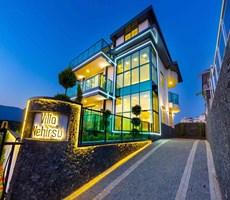 Alanya Kartıcak'ta satılık muhteşem villa