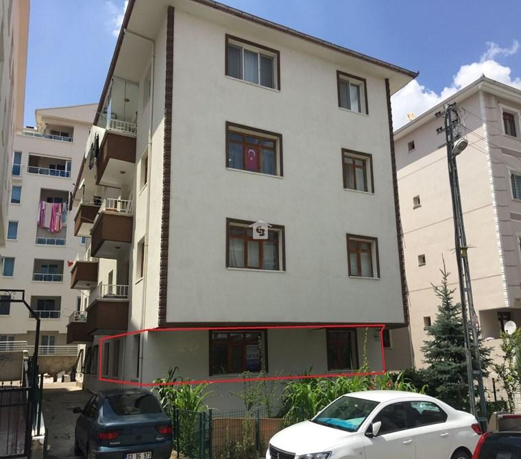 Bankadan Satılık Ankara/Etimesgut'da 3+1 Daire