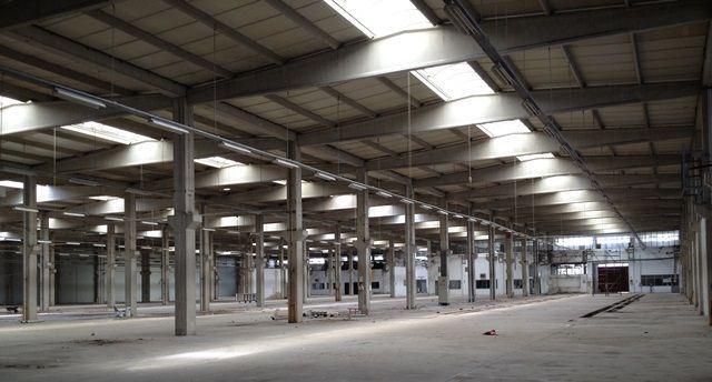İzmir Torbalı'da Kullanıma Hazır Kiralık Fabrika ve Depo.