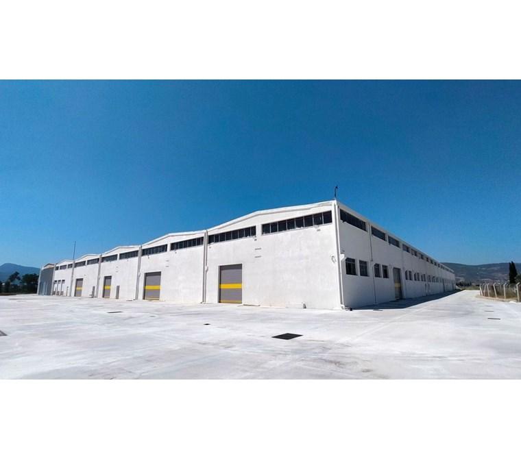 Torbalı'da 24.800 m2 Kiralık Fabrika-Depo