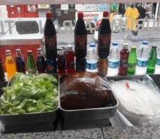 Karşıyaka Çarşı'da Devren Kiralık Döner Kebap Salonu