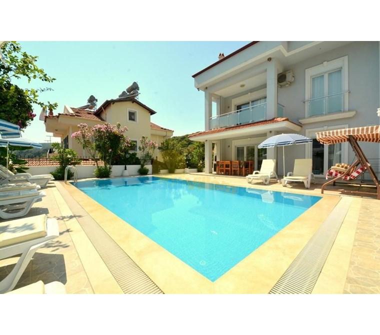 Private Villa for sale in Fethiye Oludeniz ovacik region
