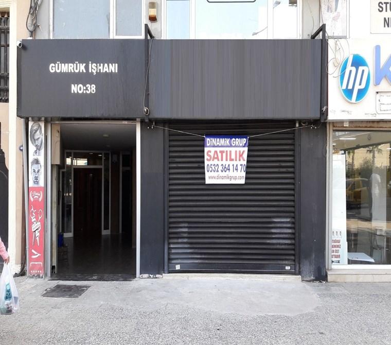 Konak Cumhuriyet Bulvarı Konak Pier Karşısı 130m2 Satılık Dükkan