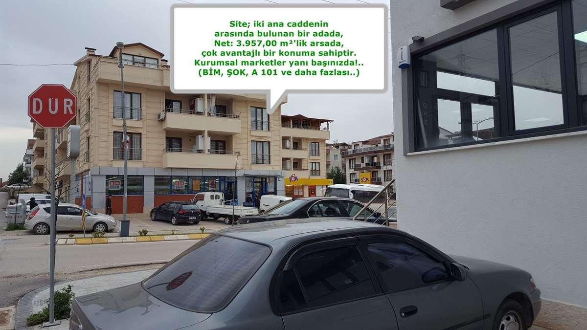 KARŞIYAKA BARBAROS'DA SİTE İÇİ 3+1 ÇATI DUBLEKS SATILIK DAİRE