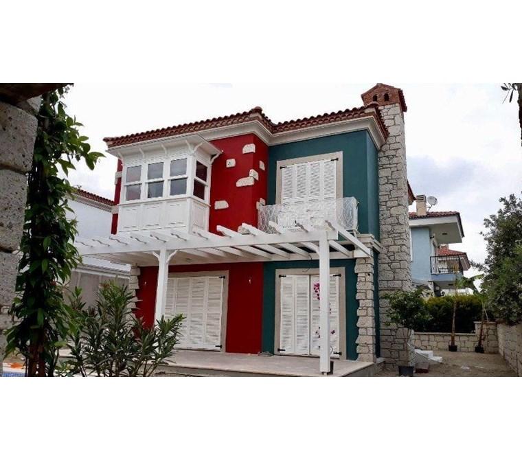 Çeşme Alaçatı Satılık Taş Ev Villa