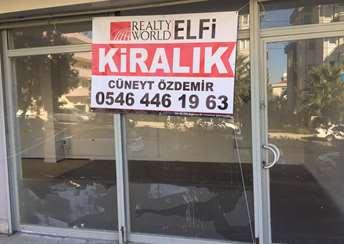 ELFİ DEN BEŞEVLER CADDE ÜZERİNDE 55 M2 KİRALIK DÜKKAN