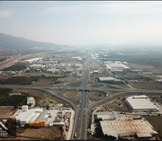 Kemalpaşa Ansızca 1. Etapta 4700 m2 % 70 Sanayi İmarlı Arsa