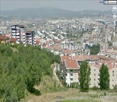 Bursa's Nilüfer district Gumustepe Location Villa with Zoning (0.40) View - Sloping Slope 660 m2 Pr