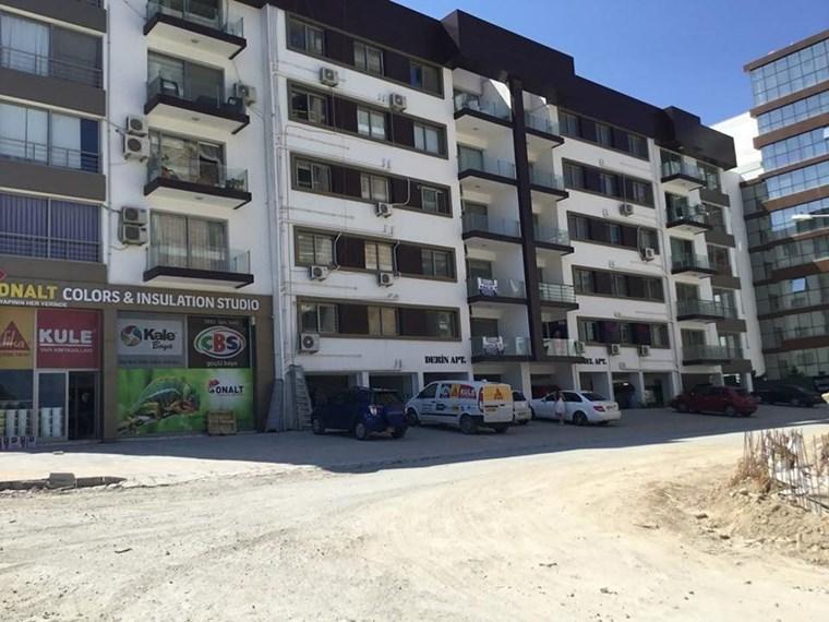 Girne Merkez'de Satılık 2+1 Daire