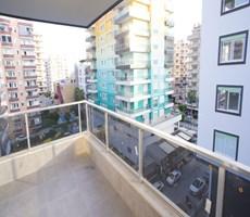 Alanya Mahmutlar'da Havuzlu Yeni Bina Satılık Dubleks Daire