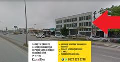 ERENLER SANAYİ SİTESİ'NDE SATILIK TİCARİ NİTELİKLİ BİNA P217479