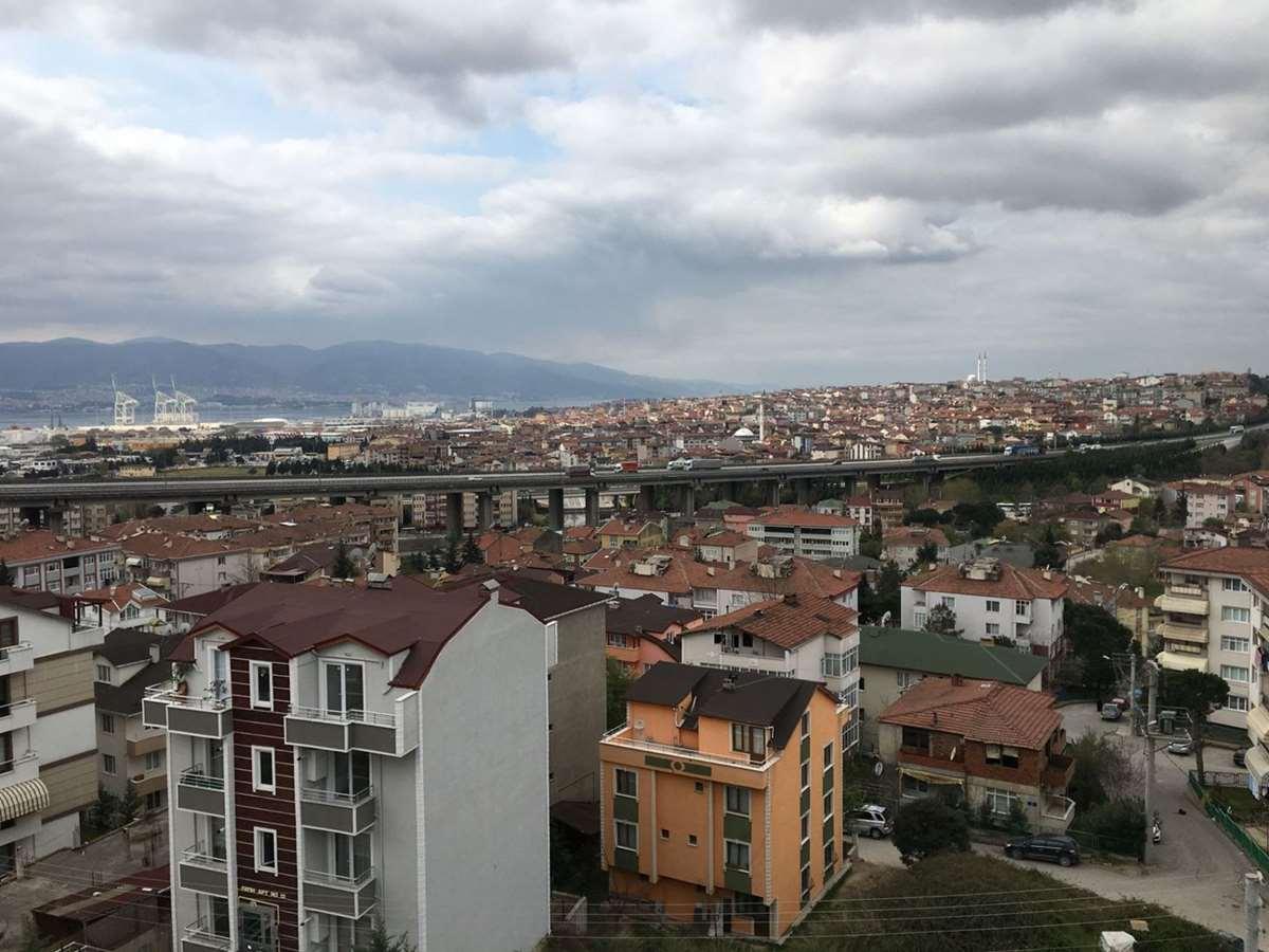 ŞİRİNTEPE'DE SİTE İÇİ,GENİŞ, MANZARALI SATILIK ÇATI DUBLEKS - 41