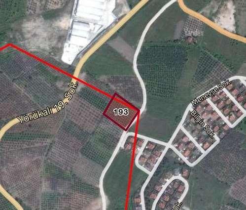 MUDANYA ÜLKÜ MAH.DENİZ MANZARALI YOLA CEPHE 5.400 m2